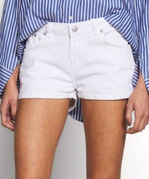SHORT JEANS BIANCO LTB