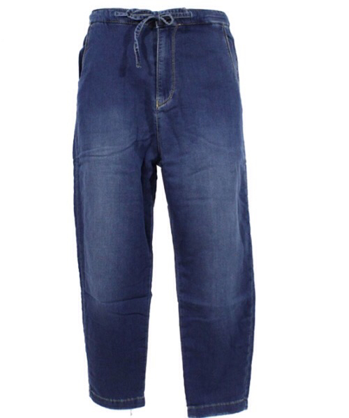 Jeans Carrot Fit Coulisse P.Grax