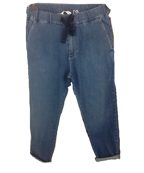 Jeans Baggy Fit Coulisse P.Grax