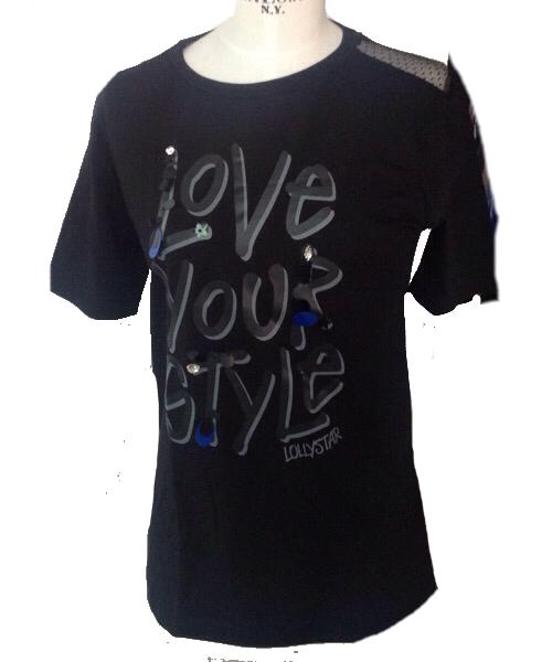 t-shirt Lollistar